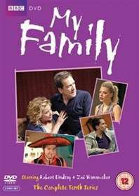 My Family: Series 10 (Import DVD)