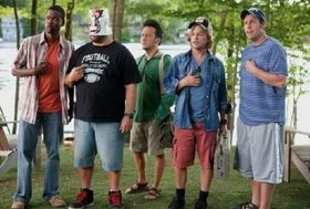 Grown Ups (2010)(DVD)