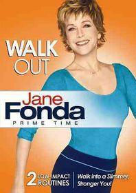 Jane Fonda Prime Time:Walkout - (Region 1 Import DVD)