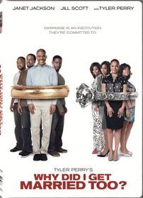 Why Did I Get Married Too? (2010)(DVD)