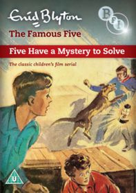 Enid Blyton's the Famous Five: Five Have a Mystery to Solve - (Import DVD)