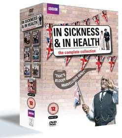 In Sickness & In Health The Complete Collection Box Set (DVD)