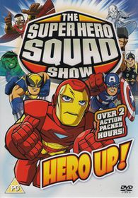 Super Hero Squad Show: Hero up - Episodes 1-6, The - (Import DVD)