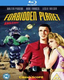 Forbidden Planet - (Import Blu-Ray Disc)