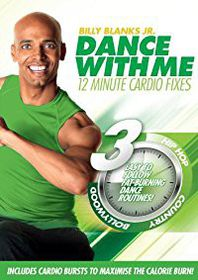 Billy Blanks Jr Dance With Me (DVD)