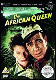 African Queen (DVD)
