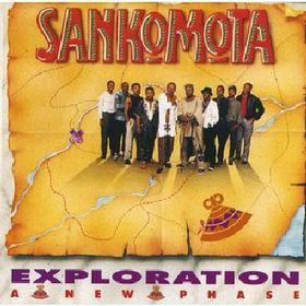 Sankomota - Exploration - A New Phase (CD)