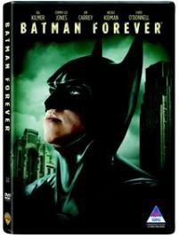 Batman Forever (1995) - (DVD)