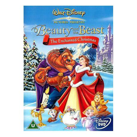 Beauty And The Beast Christmas.Beauty And The Beast Belle S Enchanted Christmas Dvd