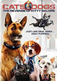 Cats & Dogs:Revenge/Kitty Galore - (Region 1 Import DVD)