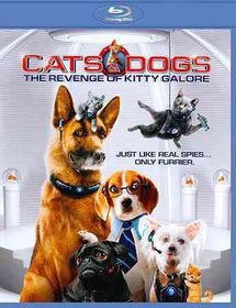 Cats & Dogs:Revenge/Kitty Galore - (Region A Import Blu-ray Disc)