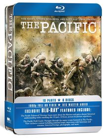 The Pacific: Complete HBO Series Steelbook (Blu-ray)