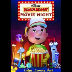 Handy Manny Manny's Movie Night (DVD)