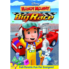 Handy Manny Big Race (DVD)