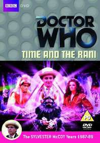 Doctor Who: Time and the Rani - (Import DVD)