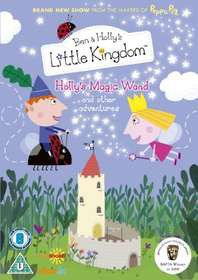 Ben and Holly's Little Kingdom: Holly's (DVD)