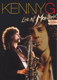 Kenny G - Live At Montreux 1988/1987 (DVD)