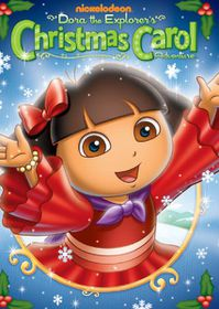 Dora The Explorer: Christmas Carol Adventure (2009) (DVD)
