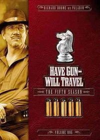 Have Gun Will Travel:Season 5 Vol 1 - (Region 1 Import DVD)