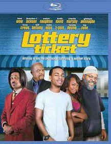 Lottery Ticket - (Region A Import Blu-ray Disc)