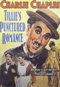Tillie's Punctured Romance - (Region 1 Import DVD)