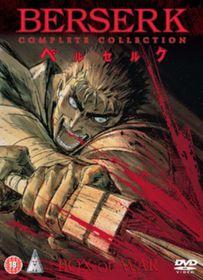 Berserk - Complete Collection - (Import DVD)