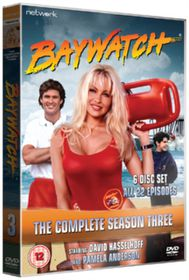 Baywatch - The Complete Series 3 - (Import DVD)