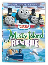 Thomas and Friends: Misty Island Rescue - (Import DVD)