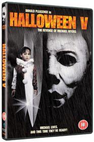 Halloween 5: The Revenge of Michael Myers - (Import DVD)