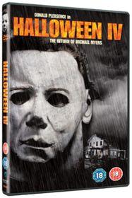 Halloween 4: The Return of Michael Myers - (Import DVD)