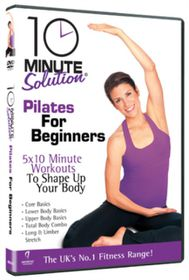 10 Minute Solution - Pilates for Beginners - (Import DVD)
