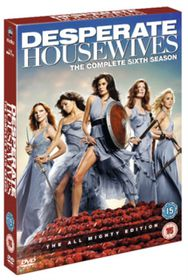 Desperate Housewives - Season 6 - (parallel import)