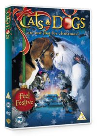 Cats and Dogs - (Import DVD)
