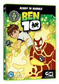 Ben 10 Vol 11 (DVD)