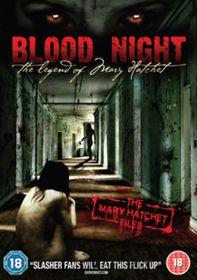 Blood Night - (Import DVD)