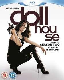 Dollhouse: Season 2 (Blu-ray)