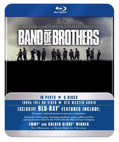 Band of Brothers (Blu-ray - Parallel Import)