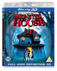 Monster House (3D) - (Import Blu-ray Disc)