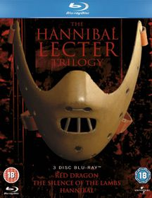 Hannibal Lecter Trilogy - (Blu-ray)