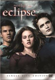 Twilight Saga: Eclipse (2010)(DVD)