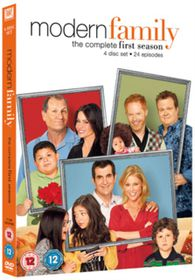 Modern Family - Series 1 - (parallel import)