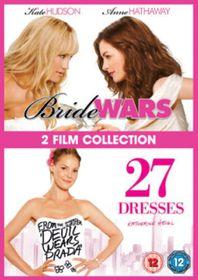 Bride Wars / 27 Dresses - (Import DVD)