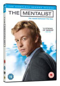 The Mentalist - Season 2 - (Import DVD)