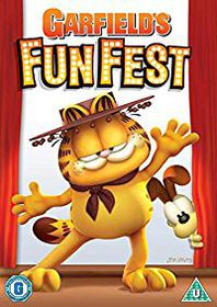 Garfield's Fun Fest (DVD)