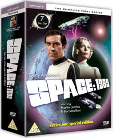 Space: 1999 - The Complete First Series (Reconfiguration) - (Import DVD)