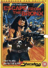 Escape From The Bronx - (Import DVD)