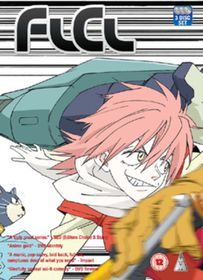 FLCL - Complete Collection (re-issue) - (Import DVD)