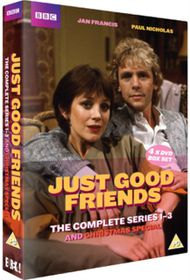 Just Good Friends - Complete Series 1-3 - (Import DVD)