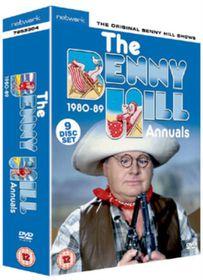 Benny Hill Annuals: 1980-1989 - (Australian Import DVD)