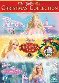 Barbie Christmas Collection - (Import DVD)
